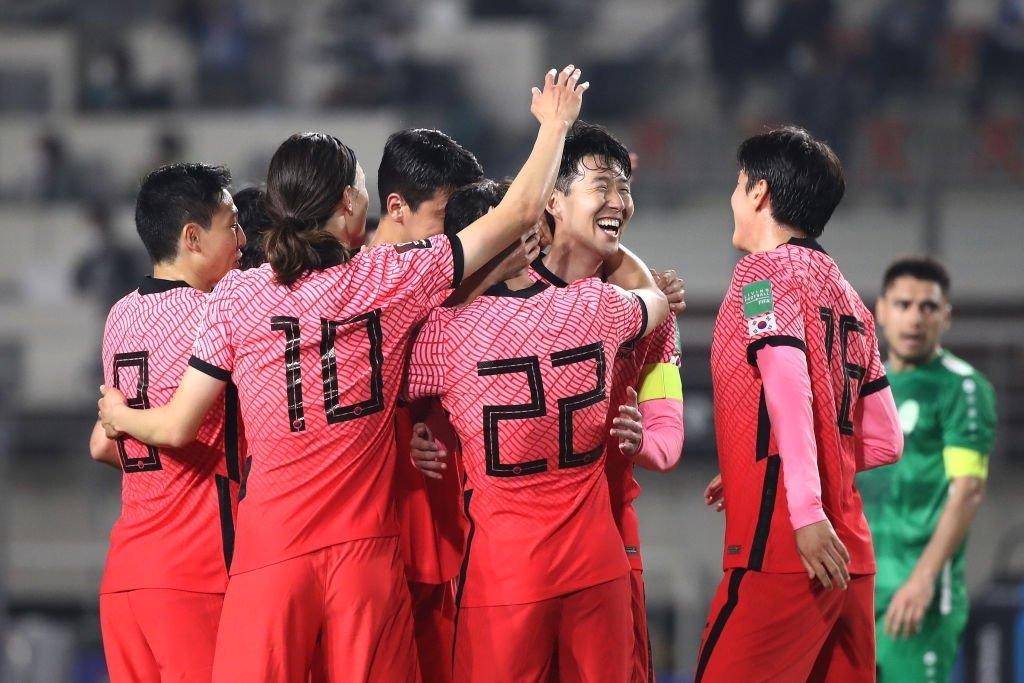 Soi kèo Hàn Quốc vs Lebanon, 13h00 ngày 13/6, Vòng loại World Cup 2022