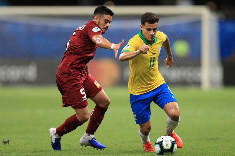 Soi kèo Brazil vs Venezuela, 04h00 ngày 14/6 - Copa America 2021