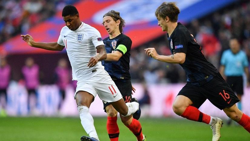 Nhận định Anh vs Croatia