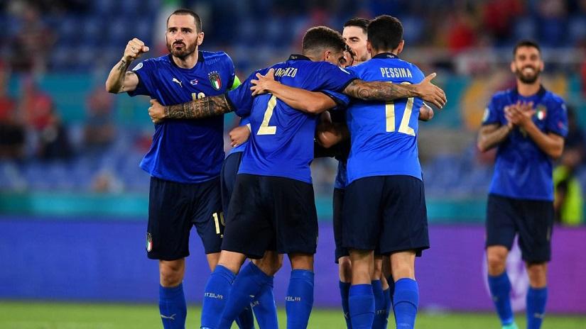Nhận định Italia vs Wales, 23h00 ngày 20/6 - VCK Euro 2021