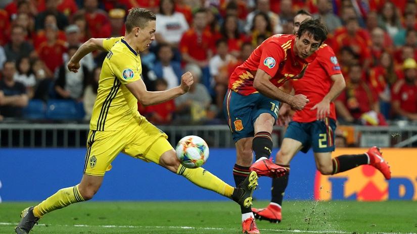 Nhận định Tây Ban Nha vs Thụy Điển