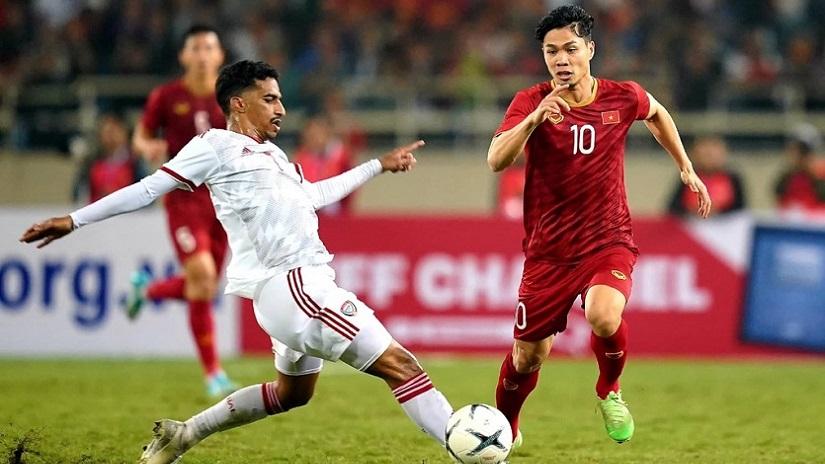 Nhận định UAE vs Việt Nam, 23h45 ngày 15/6 - Vòng loại World Cup 2022