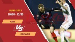 Soi kèo Anh vs Croatia