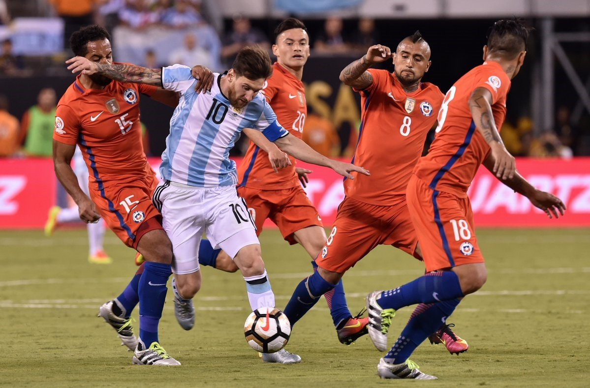Soi kèo Argentina vs Chile, 04h00 ngày 15/6 - Copa America