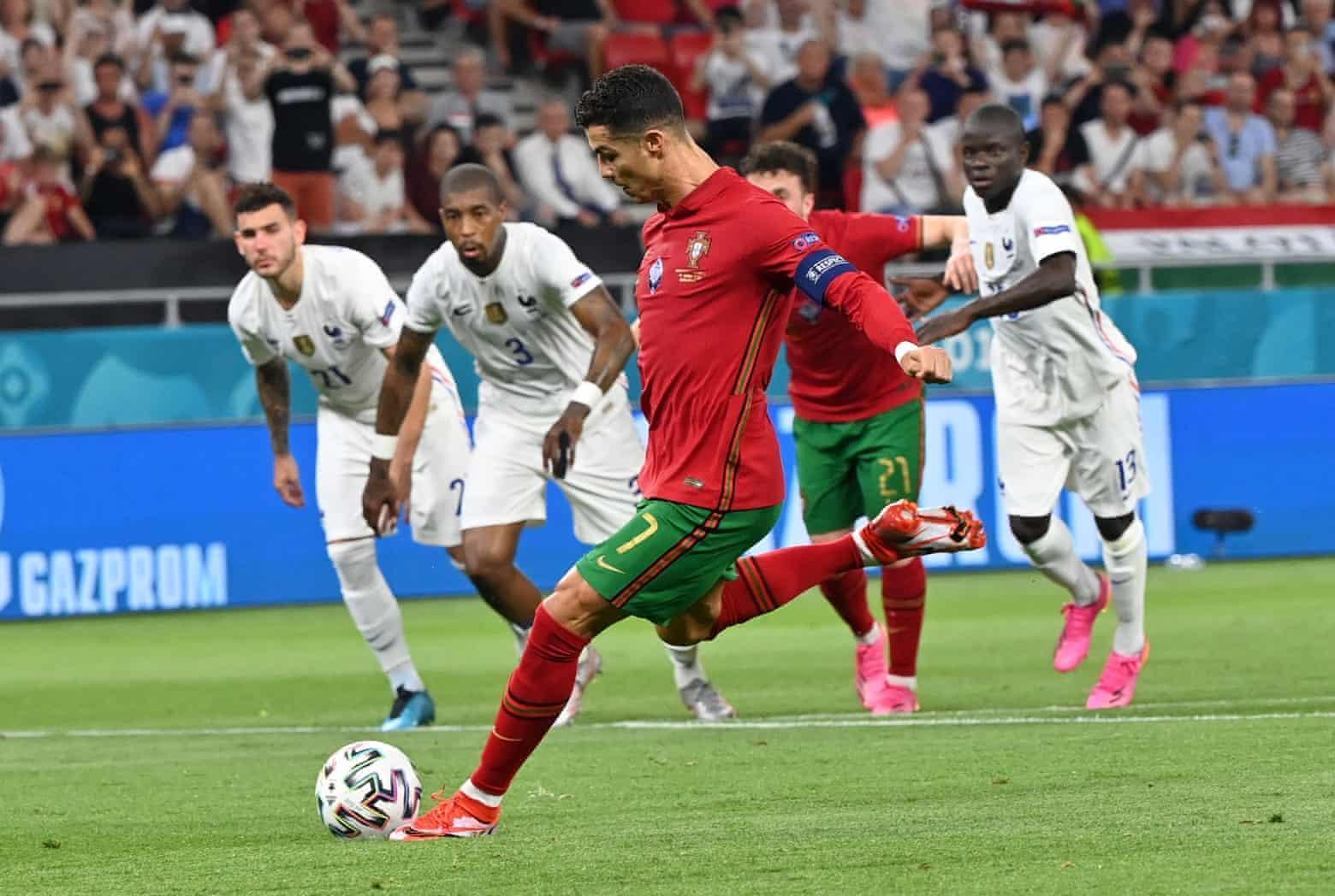 Soi kèo Bỉ vs Bồ Đào Nha, 02h00 ngày 28/6 - VCK Euro 2021