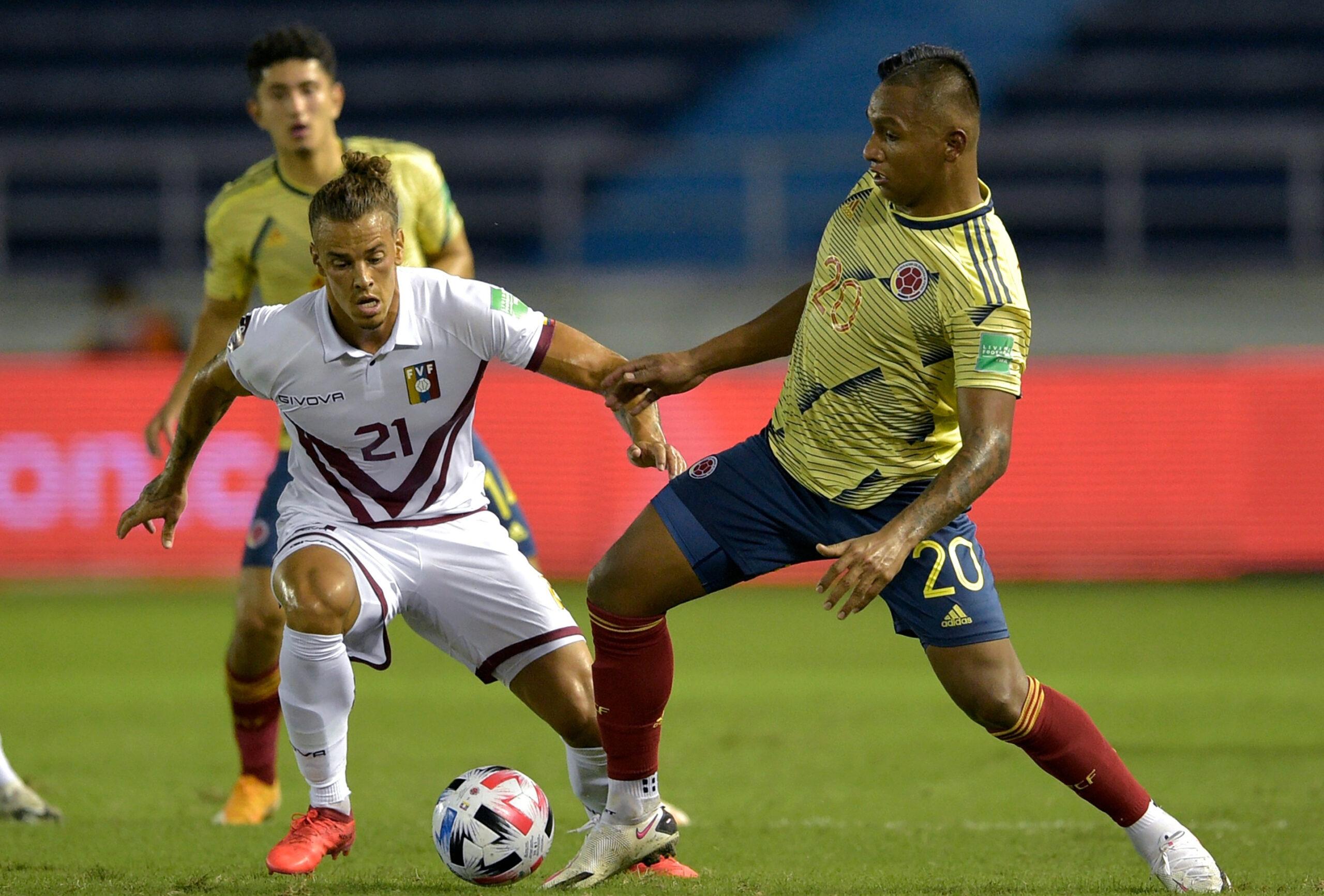 Soi kèo Colombia vs Venezuela, 04h00 ngày 18/6, Copa America