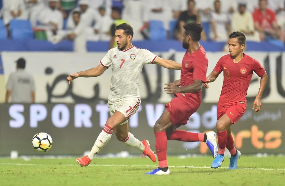 Soi kèo Indonesia vs UAE, 23h45 ngày 11/6 - Vòng loại World Cup 2022