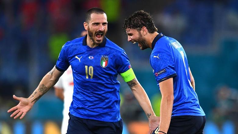 Soi kèo Italia vs Áo, 02h00 ngày 27/6 - VCK Euro 2021
