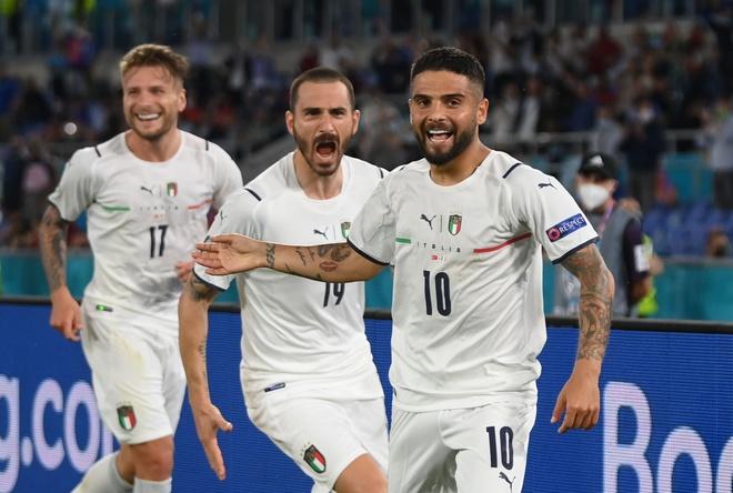Soi kèo Italia vs Thụy Sĩ, 02h00 ngày 17/6 - VCK Euro 2021