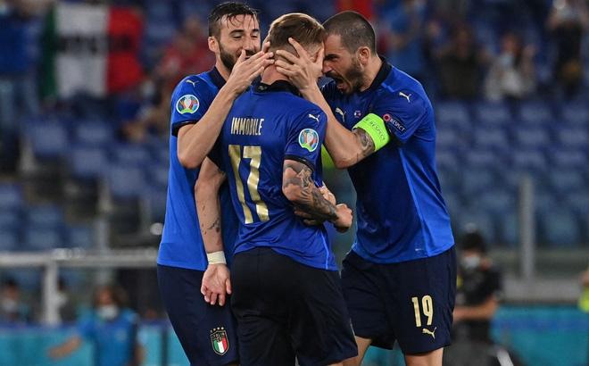 Soi kèo Italia vs Wales, 23h00 ngày 20/6 - VCK Euro 2021