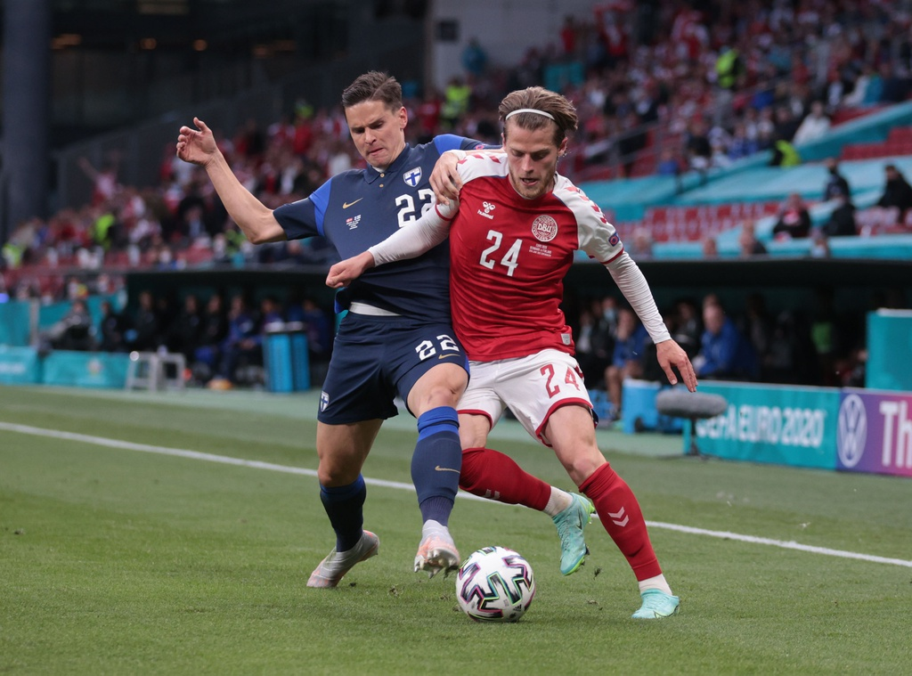 Soi kèo Nga vs Đan Mạch, 02h00 ngày 22/6 - VCK Euro 2021