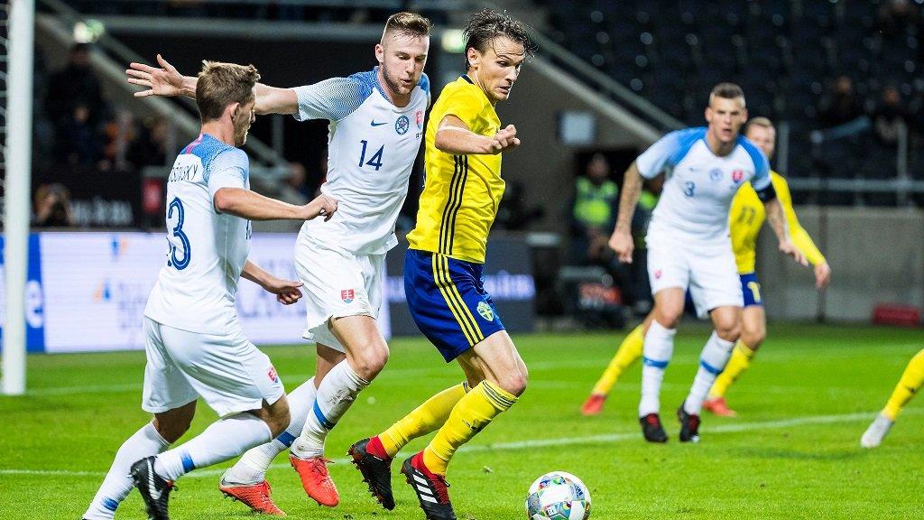 Soi kèo Thụy Điển vs Slovakia, 20h00 ngày 18/6 - VCK Euro 2021