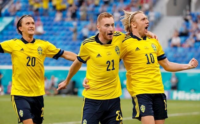 Soi kèo tỷ số Thụy Điển vs Ukraine, 02h00 ngày 30/6 - VCK Euro 2021