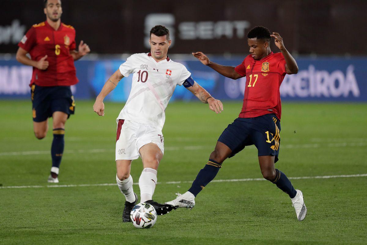 Soi kèo tỷ số Thụy Sĩ vs Tây Ban Nha, 23h00 ngày 2/7 - VCK Euro 2021