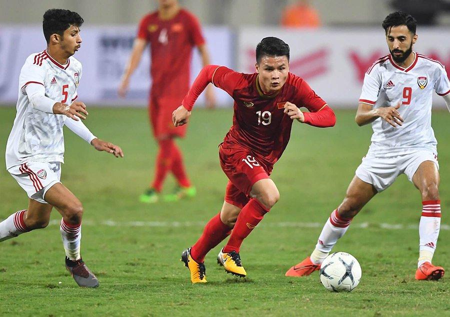 Soi kèo UAE vs Việt Nam, 23h45 ngày 15/6 - VL World Cup 2022