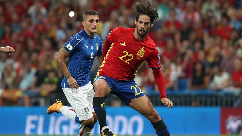 Nhận định Italia vs Tây Ban Nha, 02h00 ngày 7/7 - VCK Euro 2021