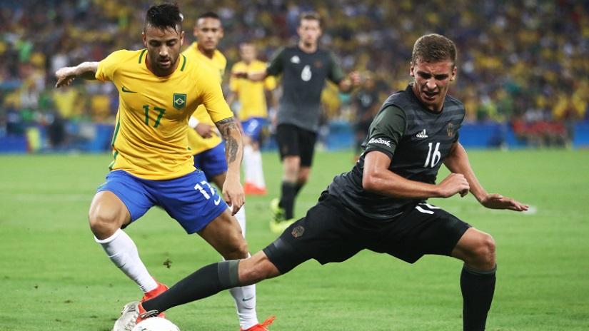 Nhận định U23 Brazil vs U23 Đức, 18h30 ngày 22/7 - Bóng đá Nam Olympics 2021