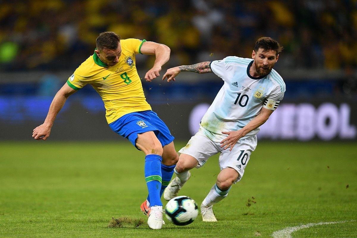 Tỷ lệ kèo nhà cái Brazil vs Argentina, 07h00 ngày 11/7 - Copa America