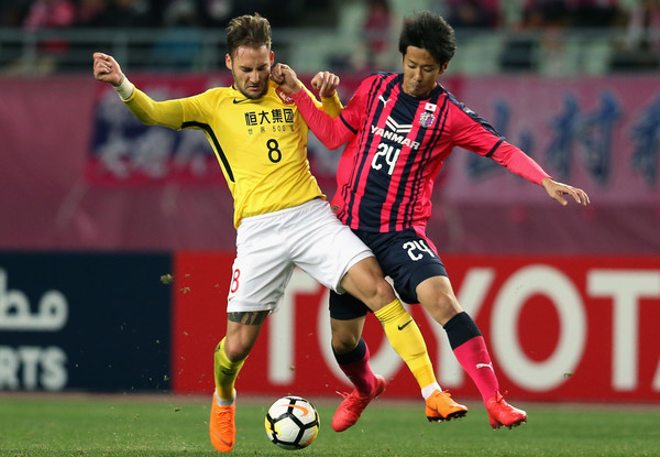 Soi kèo tỷ số Cerezo Osaka vs Guangzhou, 17h00 ngày 6/7 - Cúp C1 Châu Á