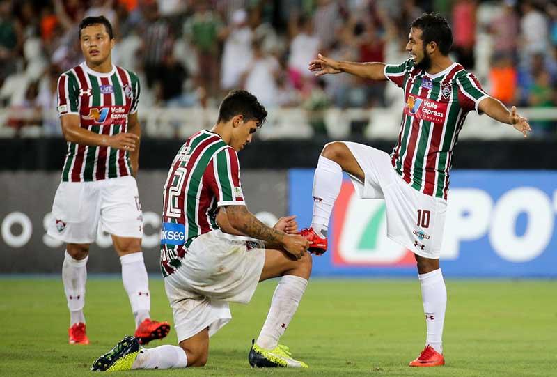 Tỷ lệ kèo nhà cái Cerro Porteno vs Fluminense, 05h15 ngày 14/7 - Copa Libertadores
