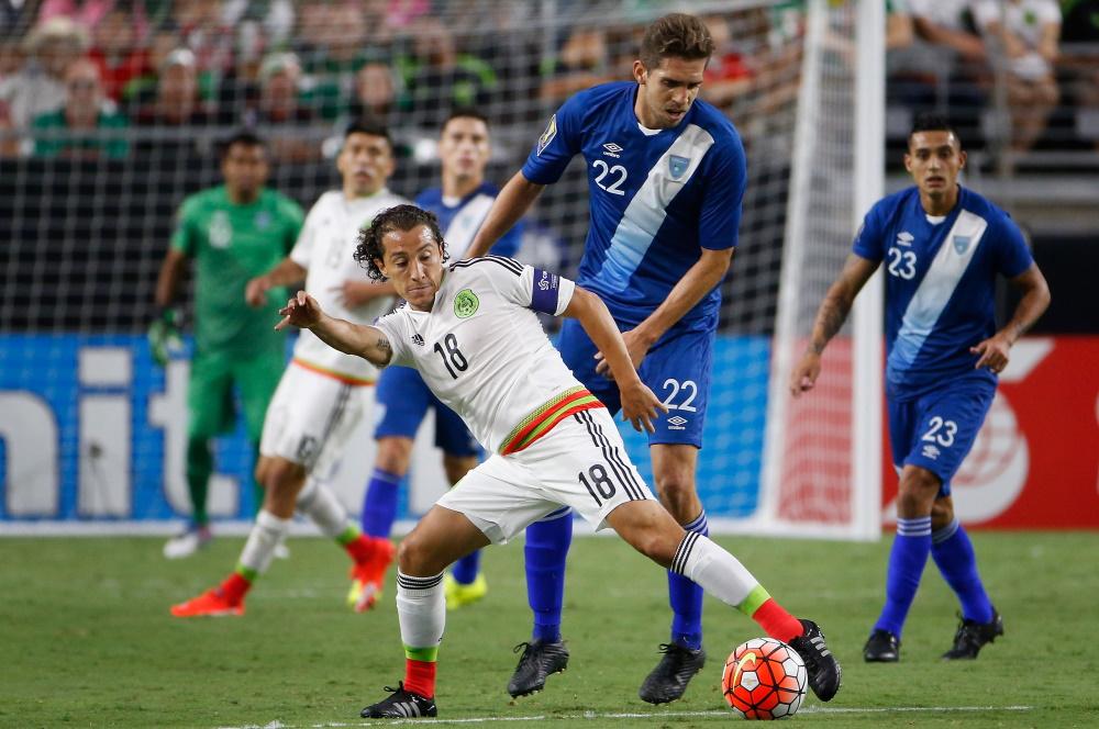 Tỷ lệ kèo nhà cái Guatemala vs Mexico, 08h30 ngày 15/7 - Gold Cup