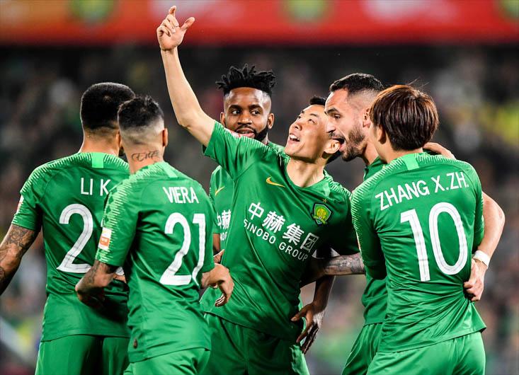 Soi kèo tỷ số Guoan Bắc Kinh vs United City, 21h00 ngày 8/7 - Cúp C1 Châu Á