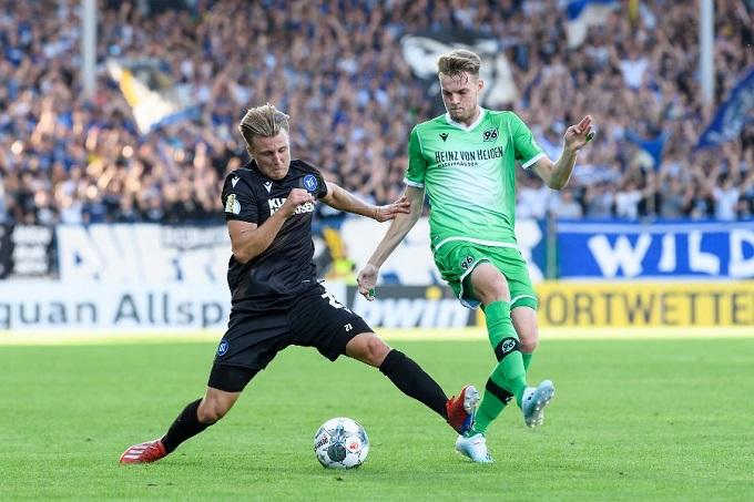 Tỷ lệ kèo nhà cái Karlsruher vs Darmstadt, 23h30 ngày 30/7 - Hạng Hai Đức