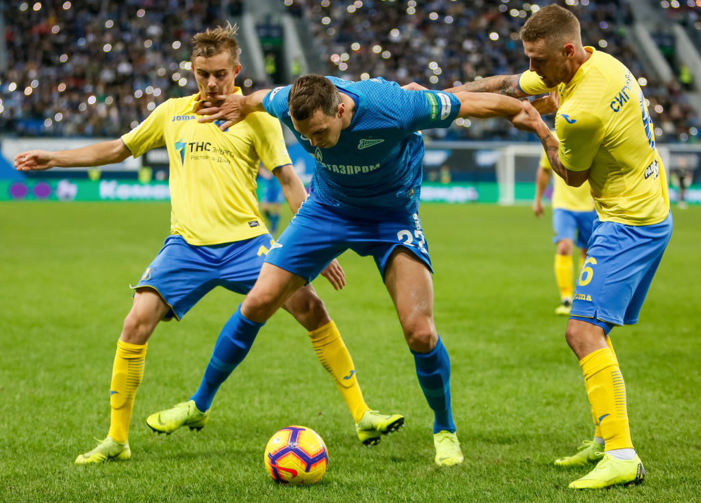 Tỷ lệ kèo nhà cái Rostov vs Zenit, 00h00 ngày 2/8 - VĐQG Nga