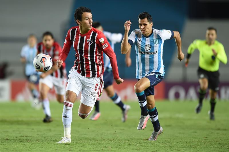 Tỷ lệ kèo nhà cái Sao Paulo vs Racing, 07h30 ngày 14/7 - Copa Libertadores