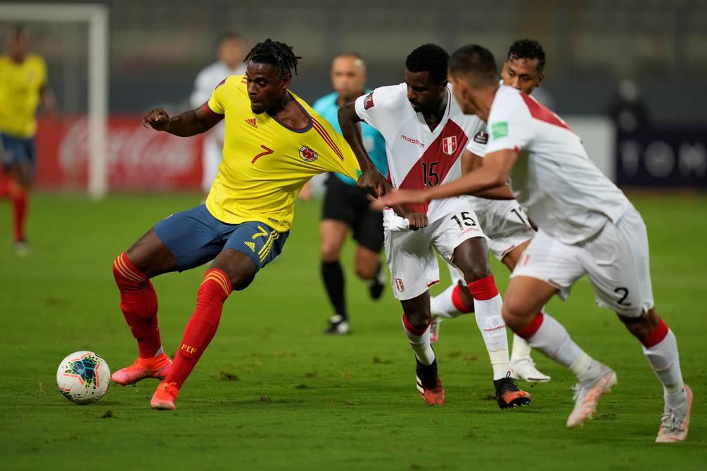 Tỷ lệ kèo nhà cái Colombia vs Peru, 07h00 ngày 10/7, Copa America