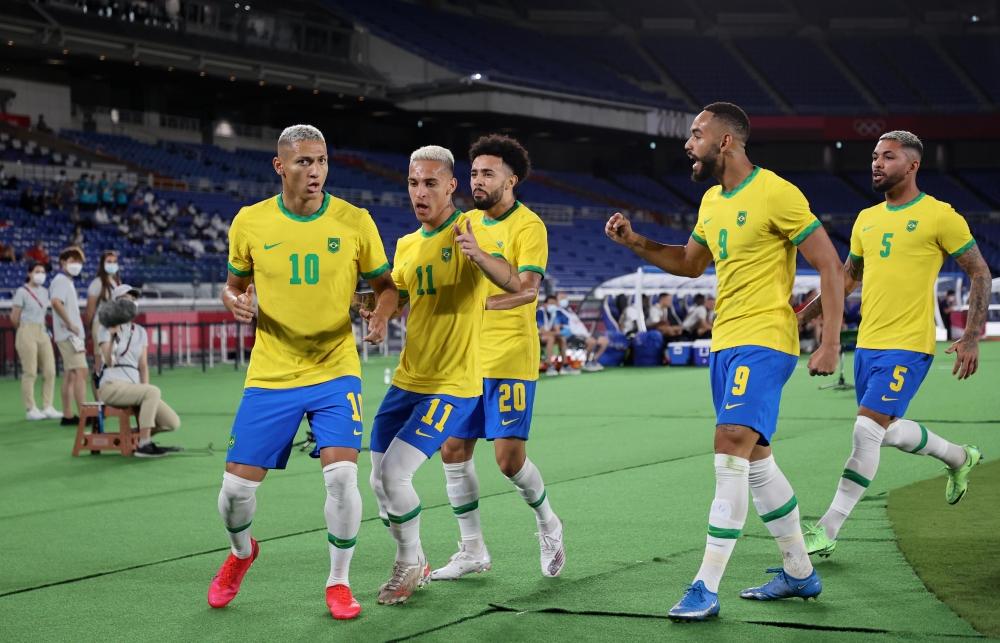 Tỷ lệ kèo nhà cái U23 Brazil vs U23 Bờ Biển Ngà, 15h30 ngày 25/7 - Olimpic