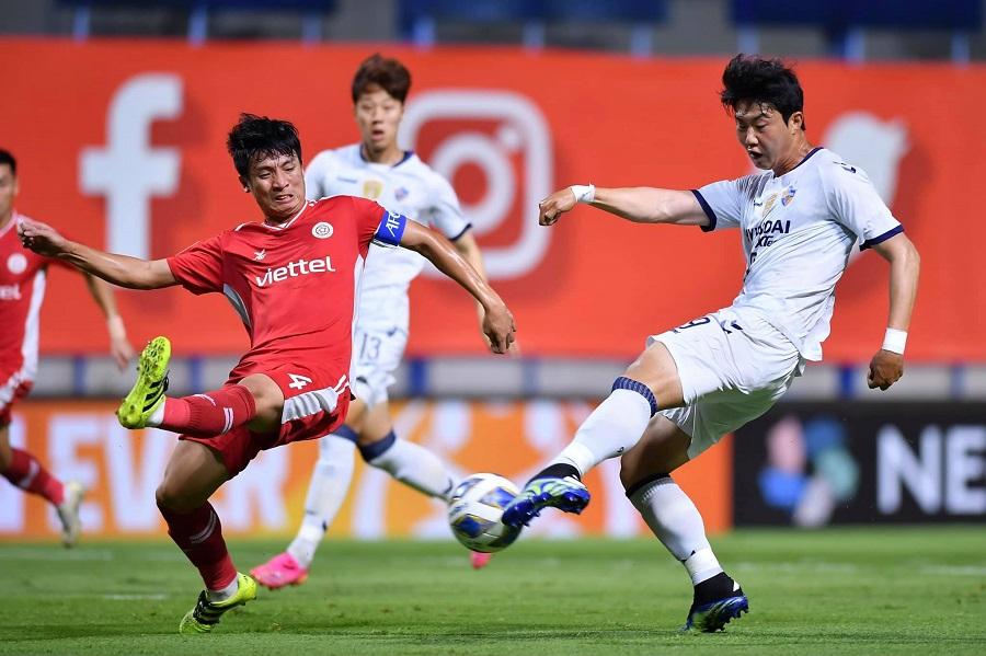 Soi kèo tỷ số Ulsan Hyundai vs Viettel, 21h00 ngày 8/7 - Cúp C1 Châu Á