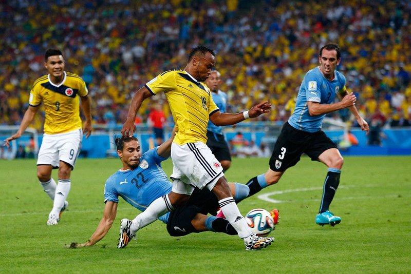 Soi kèo tỷ số Uruguay vs Colombia, 05h00 ngày 4/7 - Copa America