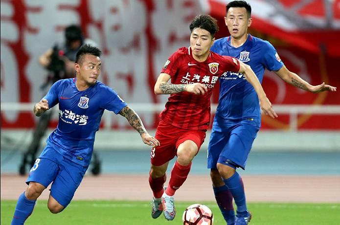 Tỷ lệ kèo nhà cái Wuhan vs Shanghai Port, 15h30 ngày 19/7 - VĐQG Trung Quốc