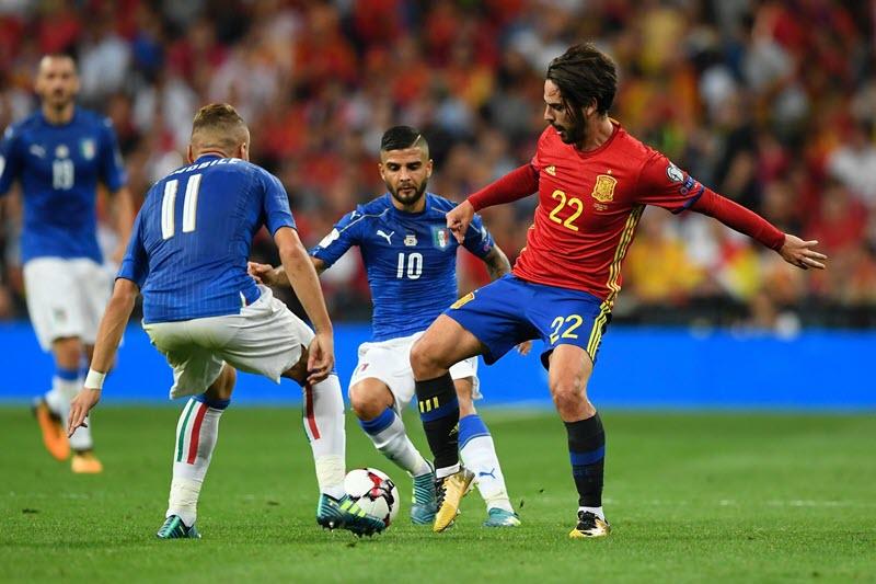 Soi kèo tỷ số Ý vs Tây Ban Nha, 02h00 ngày 7/7 - VCK Euro 2021