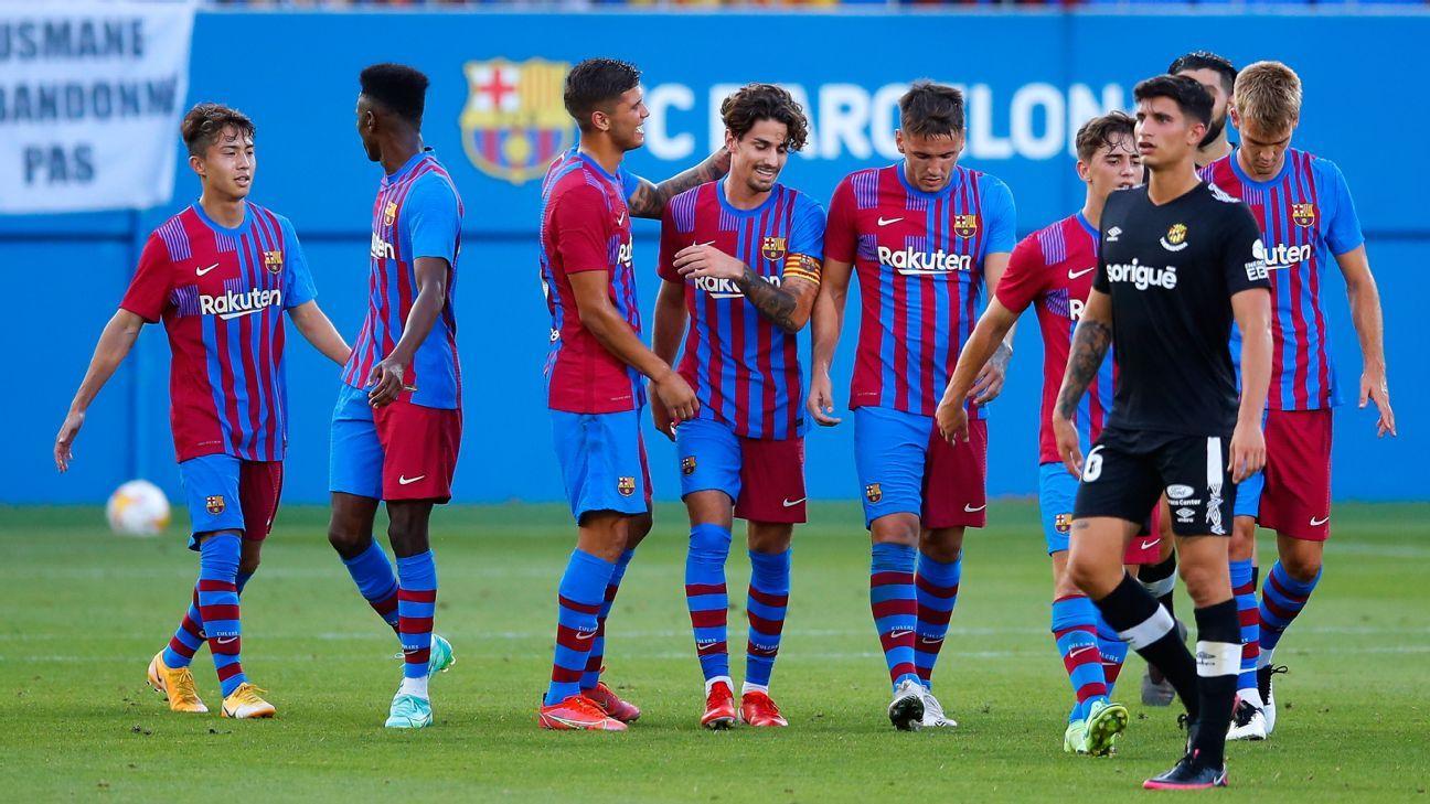 Tỷ lệ kèo nhà cái Barcelona vs Girona, 00h00 ngày 25/7, Giao hữu CLB