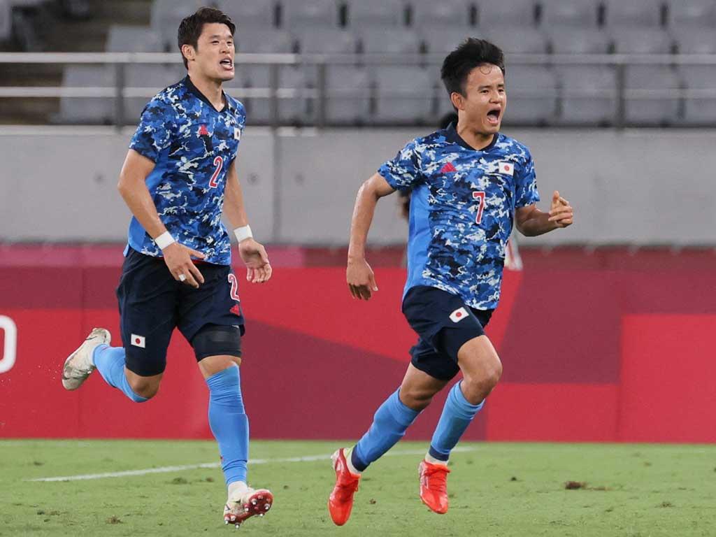 Tỷ lệ kèo nhà cái U23 Nhật Bản vs U23 New Zealand, 16h00 ngày 31/7, Olympic