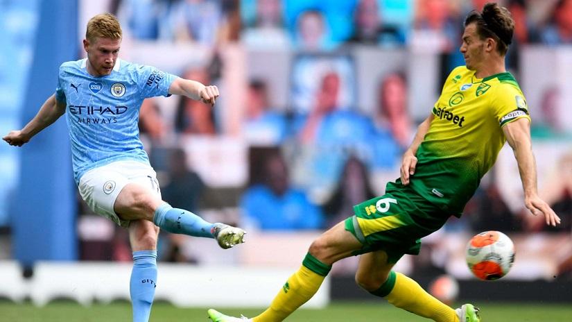Nhận định Man City vs Norwich, 21h00 ngày 21/8 - Ngoại hạng Anh