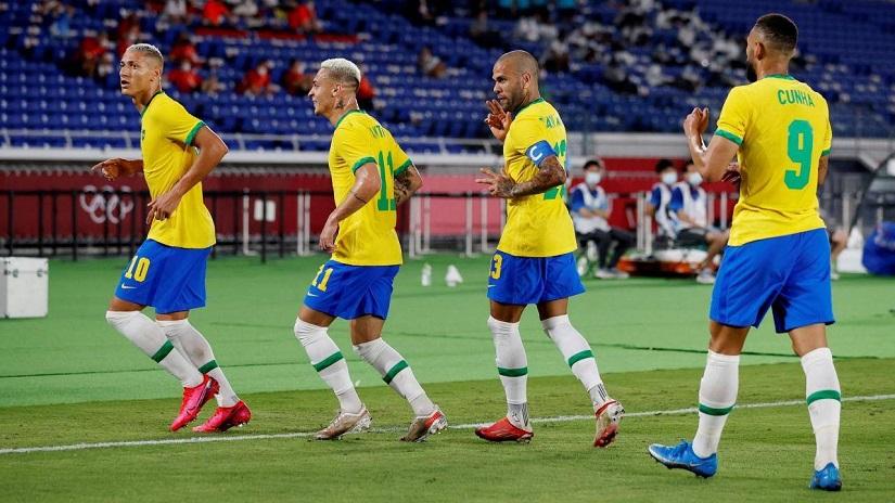 Nhận định U23 Brazil vs U23 Mexico, 15h00 ngày 3/8 – Bóng đá Nam Olympics