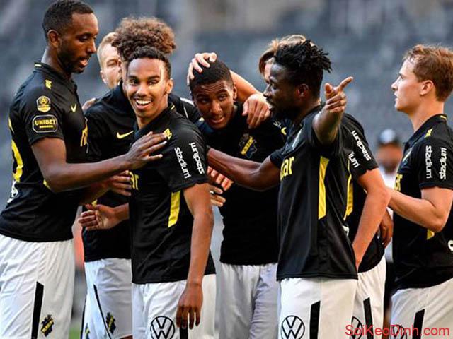 Tỷ lệ kèo nhà cái AIK vs Halmstad, 00h00 ngày 3/8 - VĐQG Thụy Điển