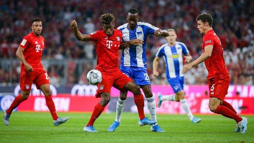 Soi kèo Bayern Munich vs Hertha Berlin, 23h30 ngày 28/8 - VĐQG Đức