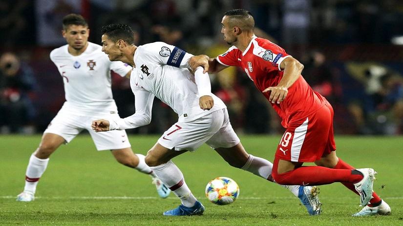 Soi kèo Bồ Đào Nha vs CH Ireland, 01h45 ngày 2/9 - Vòng loại World Cup