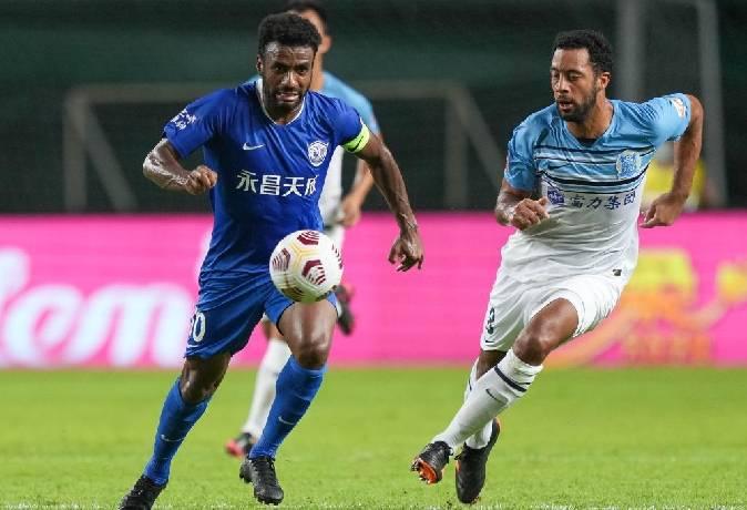 Tỷ lệ kèo tỷ số Cangzhou Mighty Lions vs Guangzhou City
