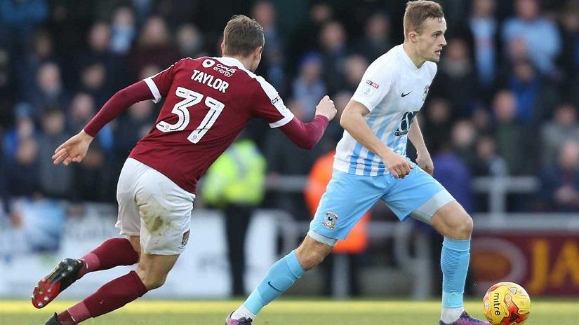 Soi kèo Coventry vs Northampton, 01h45 ngày 12/8 - League Cup