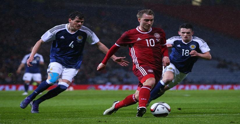 Soi kèo Đan Mạch vs Scotland, 01h45 ngày 2/9, Vòng loại World Cup