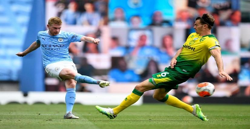 Soi kèo Man City vs Norwich, 21h00 ngày 21/8, Ngoại Hạng Anh
