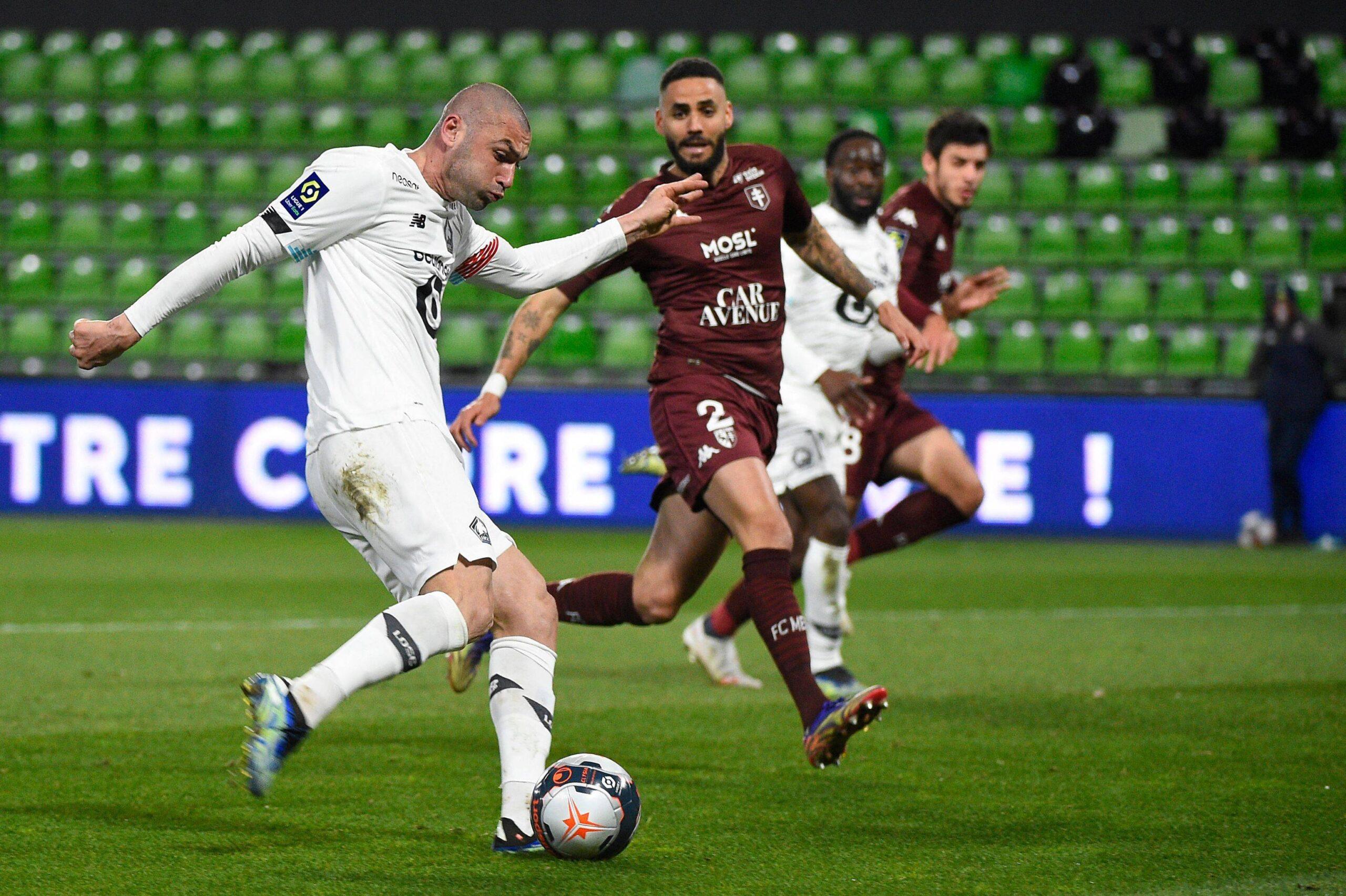 Soi kèo Metz vs Lille, 22h00 ngày 8/8, Ligue 1