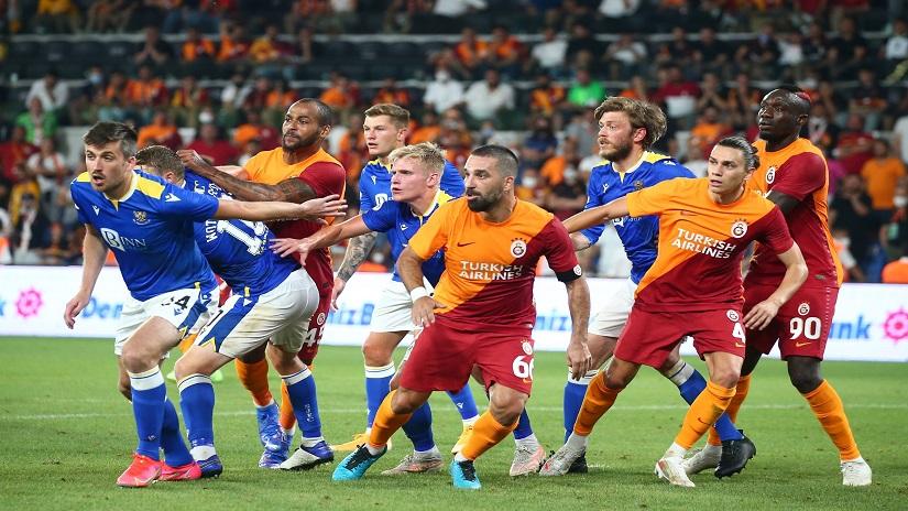 Soi kèo St Johnstone vs Galatasaray, 01h00 ngày 13/8 - Cúp C2 Châu Âu