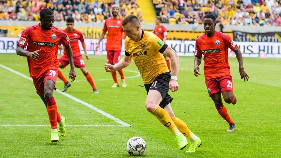 Tỷ lệ kèo nhà cái Dresden vs Paderborn, 01h45 ngày 7/8, Cúp QG Đức