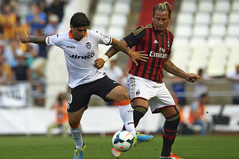 Tỷ lệ kèo nhà cái Valencia vs AC Milan, 01h30 ngày 5/8, Giao hữu CLB